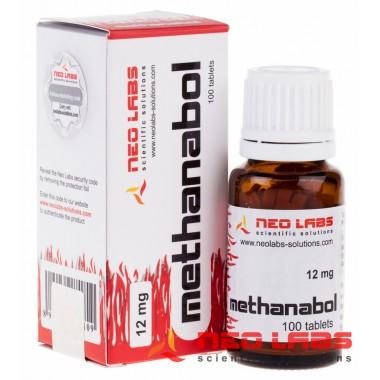 Methanabol Метанабол 12 мг, 100 таблеток, Neo Labs в Петропавловске