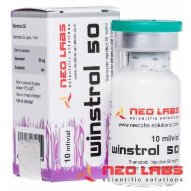 Winstrol Винстрол 50 мг/мл, 10 мл, Neo Labs в Петропавловске