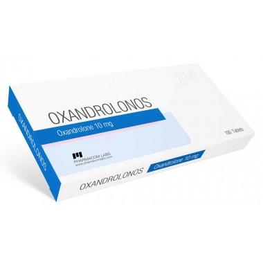 OXANDROLONOS 10 мг, 100 таблеток, Pharmacom Labs в Петропавловске