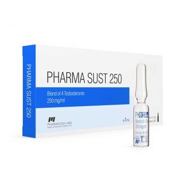 PHARMASUST 250 мг/мл, 10 ампул, Pharmacom LABS в Петропавловске