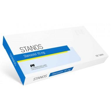 STANOS 10 мг, 100 таблеток, Pharmacom LABS в Петропавловске