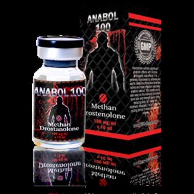 ANABOL 100 Инъекционный Метан Метандростенолон 100 мг/мл 10 мл, UFC PHARM в Петропавловске