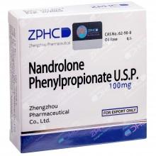 Nandrolone Phenylpropionate Нандролон Ф 100 мг/мл, 10 ампул, ZPHC