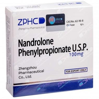 Nandrolone Phenylpropionate Нандролон Ф 100 мг/мл, 10 ампул, ZPHC в Петропавловске